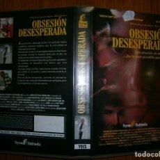 Cine: OBSESION DESESPERADA ,,,,RRAREZA. Lote 114605999