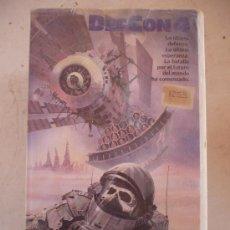 Cine: DEF CON 4 (1985) VHS.. Lote 114611111