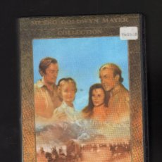 Cine: VHS: LA CONQUISTA DEL OESTE · DIRECTORES: JOHN FORD, HENRY HATHAWAY Y GEORGE MARSHALL. Lote 115209423