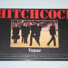 Cine: TOPAZ *** VHS THRILLER *** COLECCIÓN ALFRED HITCHCOCK Nº 25 *** CIC VIDEO. Lote 115303951
