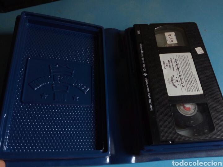 Cine: VHS- El pelo de la desgracia,1 edición original videoclub año 1987.muy rara - Foto 3 - 115699390