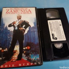 Cine: VHS- EL PRINCIPE DE ZAMUNDA, EDDIE MURPHY ,AÑO 1988.. Lote 115770903