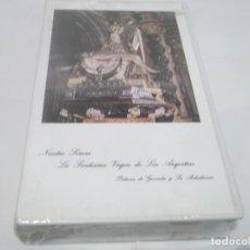 Cine: VIDEO VHS - SEMANA SANTA - NTRA.SRA. LA SANTISIMA VIRGEN DE LAS ANGUSTIAS - GRANADA 1991. Lote 116166819
