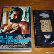 Cine: AL SUR DEL HORIZONTE - VHS . 1ª EDICION KALENDER. Lote 116190735