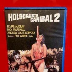 Cine: HOLOCAUSTO CANIBAL 2: VIOLENZA IN AMAZZONIA (1985) - TEAM VIDEO EDITION. Lote 116235011