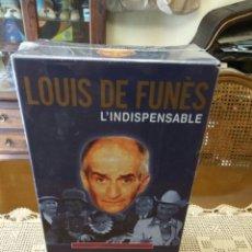 Cine: LOUIS DE FUNES 12 CINTAS VHS PRECINTADAS. Lote 249556045
