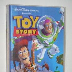 Cine: TOY STORY *** VHS INFANTIL (DIBUJOS ANIMADOS) *** WALT DISNEY. Lote 116461527