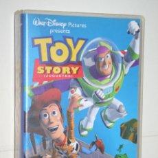 Cine: TOY STORY *** VHS INFANTIL (DIBUJOS ANIMADOS) *** WALT DISNEY. Lote 116503539