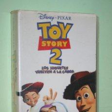 Cine: TOY STORY 2 *** VHS INFANTIL (DIBUJOS ANIMADOS) *** WALT DISNEY. Lote 116532787