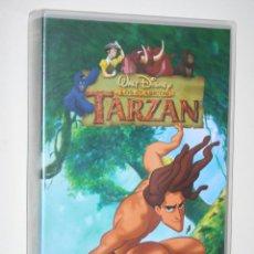 Cine: TARZÁN *** VHS INFANTIL (DIBUJOS ANIMADOS) *** WALT DISNEY. Lote 116538171