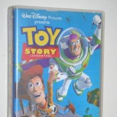 Cine: TOY STORY *** VHS INFANTIL (DIBUJOS ANIMADOS) *** WALT DISNEY. Lote 116538271