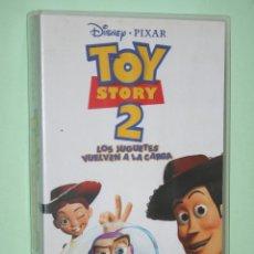 Cine: TOY STORY 2 *** VHS INFANTIL (DIBUJOS ANIMADOS) *** WALT DISNEY. Lote 116540999
