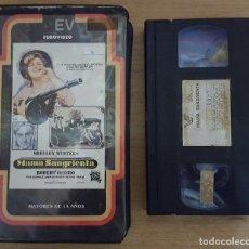 Cine: VHS - MAMA SANGRIENTA - ROBERT DE NIRO, ROGER CORMAN. Lote 116644799