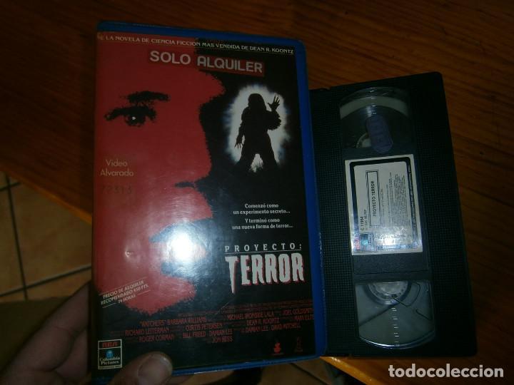 PROYECTO TERROR 1 EDICCION (Cine - Películas - VHS)