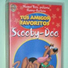 Cine: SCOOBY DOO *** VHS INFANTIL LOONEY TUNES *** WARNER BROS. Lote 116814107