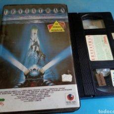 Cine: VHS- LEVIATHAN (EL DEMONIO DEL ABISMO) 1 EDICIÓN ORIGINAL VIDEOCLUB AÑO 1983. Lote 117025266