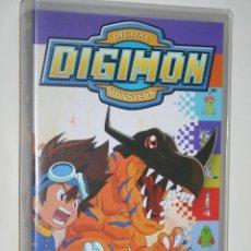 Cine: DIGIMON Nº 1 ( 3 EPISODIOS ) *** CINE VHS MANGA INFANTIL *** TOEI ANIMATION. Lote 190697705
