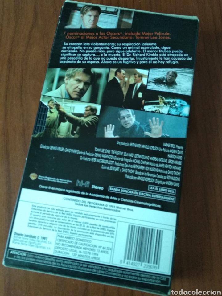 Cine: Vhs el fugitivo. Harrison Ford. - Foto 2 - 117131248