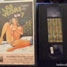 Cine: LAS VEGAS 7 - MICHAEL FREEMAN - PAULA MEADOWS , LYNSAY HONEY - QUARTZ 1984. Lote 117583155