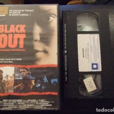 Cine: BLACK OUT IMPOSIBLE RECORDAR - DOUG ADAMS - CAROL LYNLEY , GAIL O'GRADY - LAX. Lote 117683295