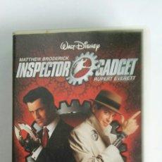 Cine - Inspector Gadget VHS 1999 - 117713243