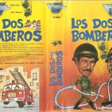Cine: LOS DOS BOMBEROS 1968 - FRANCHI - INGRASSIA EN MUY BUEN ESTADO - UNIVERSAL VIDEO. Lote 117831687