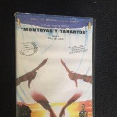 Cinéma: MONTOYAS Y TARANTOS. Lote 117899572