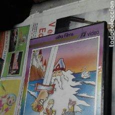Cine: EL CUENTO SOBRE EL ZAR SALTAN.VHS. Lote 117941004