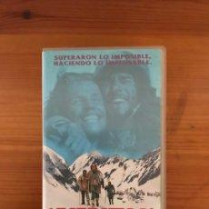 Cine: VIVEN / VIVEN 20 AÑOS DESPUES. EDICION ESPECIAL 2 PELICULAS VHS EN ESTUCHE DOBLE.. Lote 118043518