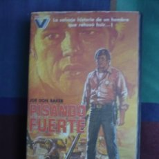 Cine: PISANDO FUERTE (1973). VHS.. Lote 118444671