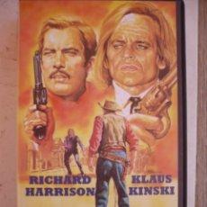 Cine: LE LLAMABAN KING (1971) SPAGUETTI WESTERN VHS.. Lote 118452439