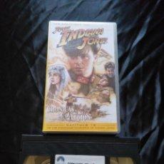 Cine: LAS AVENTURAS DEL JOVEN INDIANA JONES. CRONICAS DE LA LEGION.. Lote 229467040