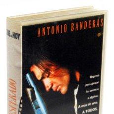 Cine: DESPERADO. ANTONIO BANDERAS. VHS. Lote 119056823