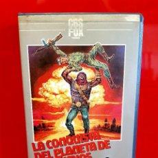 Cine: LA CONQUISTA DEL PLANETA DE LOS SIMIOS (1973) - BATTLE FOR THE PLANET OF THE APES - CBS FOX. Lote 119388219