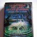 Cine: RANA: LA LEYENDA DEL LAGO DE LAS SOMBRAS • VHS (CAJA GRANDE) • RAREZA. Lote 119879939