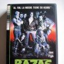 Cine: RAZAS DE NOCHE (NIGHTBREED) • VHS CAJA GRANDE (MONTAJE DE CINE). Lote 119880647