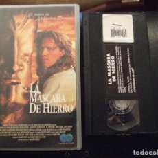 Cine: LA MASCARA DE HIERRO - WILLIAM RICHERT - TIMOTHY BOTTOMS , MEG FOSTER - AMERICAN FILMS INEDITA TC. Lote 119911815