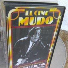 Cine: DR. JEKYLL Y MR. HYDE -AKA EL HOMBRE Y LA BESTIA - (JOHN ROBERTSON, 1920) JOHN BARRYMORE - CINE MUDO. Lote 120189743