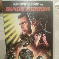 Cine: BLADE RUNNER - HARRISON FORD - VHS. Lote 120582927
