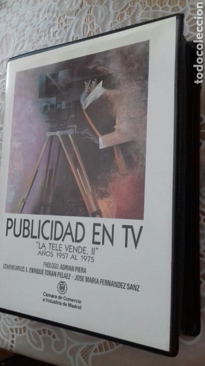 PUBLICIDAD EN TV.LA TELE VENDE.1957-1975. (Cine - Películas - VHS)
