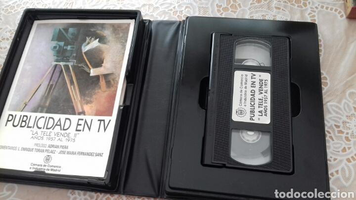 Cine: Publicidad en Tv.la tele vende.1957-1975. - Foto 2 - 120613931