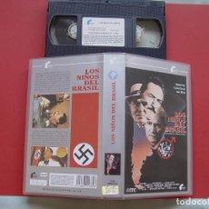 Cine: VÍDEO VHS: LOS NIÑOS DEL BRASIL (FILMAYER, 1994) ¡COLECCIONISTA! ¡ORIGINAL!. Lote 120732259