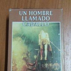 Cine - UN HOMBRE LLAMADO CABALLO VHS - 121394659