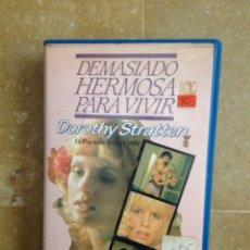 Cine: DEMASIADO HERMOSA PARA VIVIR (DOROTHY STRATTEN) PRODUCIDA Y DIRIGIDA POR LLOYD A. SIMANDL. Lote 121445610