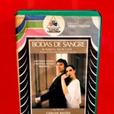 Cine: BODAS DE SANGRE (1981) - MARISOL - ANTONIO GADES. Lote 122199443
