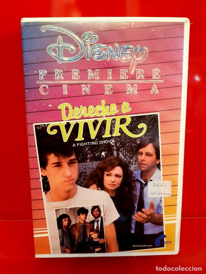 DERECHO A VIVIR (1986) - Walt Disney segunda mano