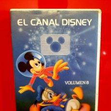 Cine: EL CANAL DISNEY - VOL. 8. Lote 122283099
