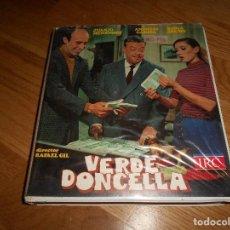 Cine: VHS / VERDE DONCELLA • DVD GRATIS • ESPAÑOLADA • RARÍSIMA • AÑO 1968 • SONIA BRUNO Y JUANJO MENÉNDEZ. Lote 122384727