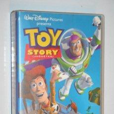 Cine: TOY STORY *** VHS CINE INFANTIL DIBUJOS ANIMADOS *** WALT DISNEY. Lote 122605243