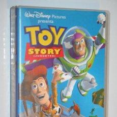 Cine: TOY STORY *** VHS CINE INFANTIL DIBUJOS ANIMADOS *** WALT DISNEY. Lote 122607111